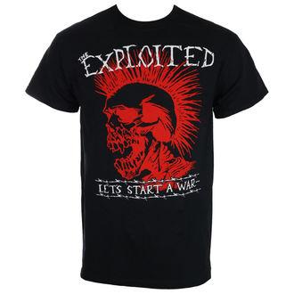 Majica metal muška Exploited - LET'S START A WAR - RAGEWEAR, RAGEWEAR, Exploited