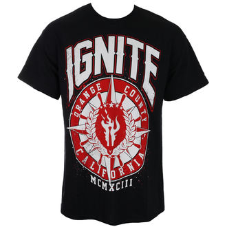 Majica metal muška Ignite - RED COMPASS - RAGEWEAR, RAGEWEAR, Ignite