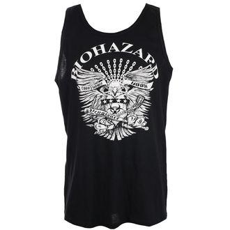 Majica bez rukava muška Biohazard - Eagle - Black - RAGEWEAR, RAGEWEAR, Biohazard