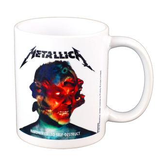 Šalica METALLICA - PYRAMID POSTERS, PYRAMID POSTERS, Metallica