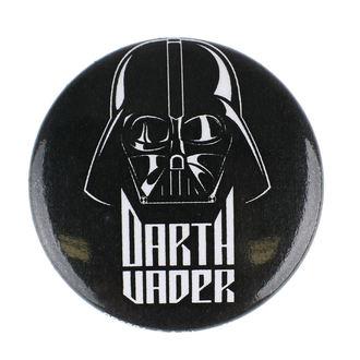 Bedž Star Wars - Darth Vader - PYRAMID POSTERS, PYRAMID POSTERS