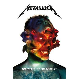 Plakat METALLICA - PYRAMID POSTERS, PYRAMID POSTERS, Metallica