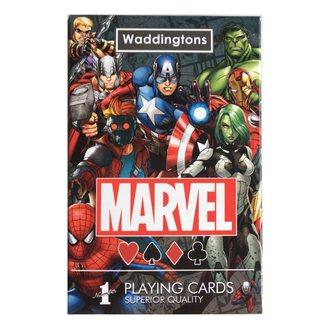 Igraće karte Marvel Comics
