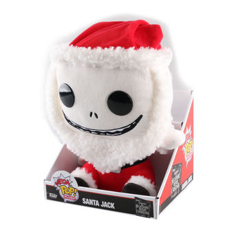 Plišana igračka Nightmare Before Christmas - Santa, NIGHTMARE BEFORE CHRISTMAS