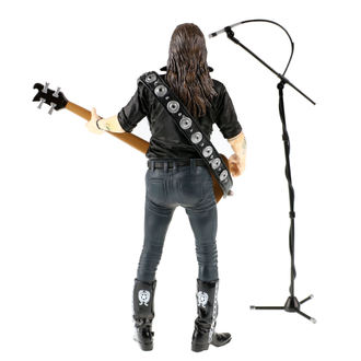 Figurica Motörhead - Lemmy Kilmister - Black Pick Guard Guitar, Motörhead