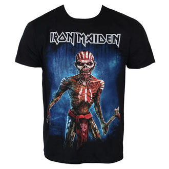 Majica metal muška Iron Maiden - Black - ROCK OFF, ROCK OFF, Iron Maiden