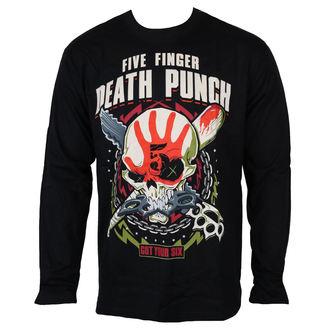 Majica metal muška Five Finger Death Punch - Black - ROCK OFF, ROCK OFF, Five Finger Death Punch