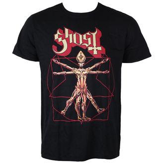 Majica metal muška Ghost - Popestar Tour 2017 - ROCK OFF, ROCK OFF, Ghost