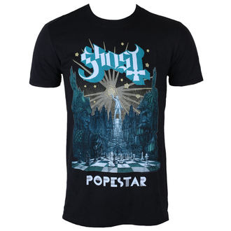 Majica metal muška Ghost - Lightbringer Tour 2017 - ROCK OFF, ROCK OFF, Ghost