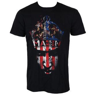 Majica metal muška Marilyn Manson - Crown - ROCK OFF, ROCK OFF, Marilyn Manson
