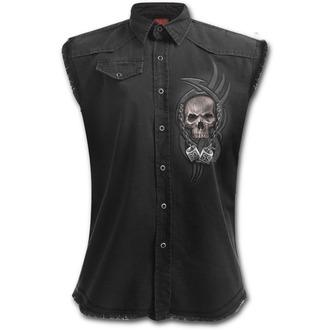 Košulja bez rukava muška SPIRAL - BOSS REAPER - Black, SPIRAL