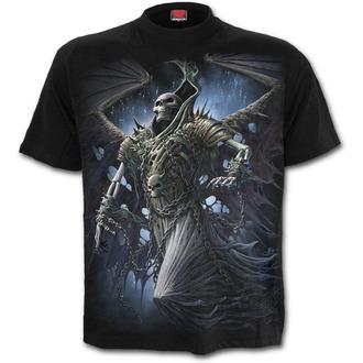 Majica muška - WINGED SKELTON - SPIRAL, SPIRAL
