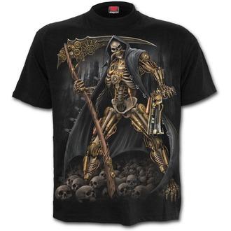 Majica muška - STEAMPUNK SKELETON - SPIRAL, SPIRAL