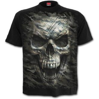 Majica muška - CAMO-SKULL - SPIRAL, SPIRAL