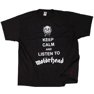 Muška majica Motörhead - Keep Calm - ROCK OFF, ROCK OFF, Motörhead