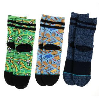 Čarape dječje (Set od 3 para) Thrasher - MULTI
