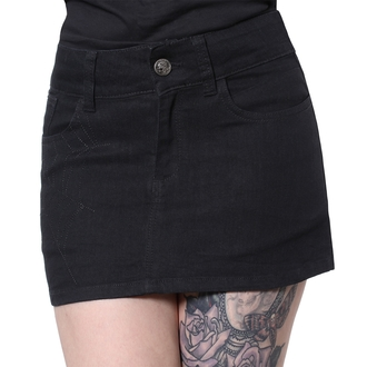 Suknja ženska HYRAW - METAL, HYRAW