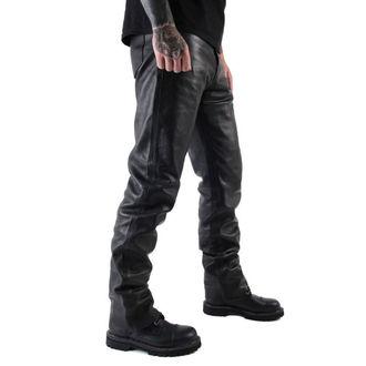 Muške kožne hlače MOTOR, MOTOR