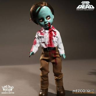 Lutka Dawn Of The Dead - Plaid shirt zombie - Living Dead Dolls, LIVING DEAD DOLLS