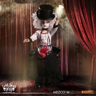 Lutka Madame la dead - Living Dead Dolls, LIVING DEAD DOLLS