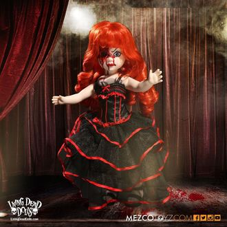 Lutka Larmes de sang - Living Dead Dolls, LIVING DEAD DOLLS