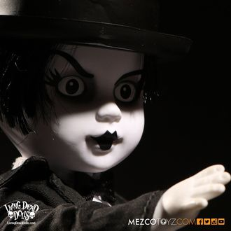 Lutka Maitre often deads - Living Dead Dolls, LIVING DEAD DOLLS