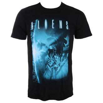 Filmska majica muška Alien - Vetřelec - BLUE BLACK - LIVE NATION, LIVE NATION, Alien - Vetřelec