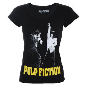 Filmska majica ženska Pulp Fiction - MIA AND VINCENT DANCE - LEGEND, LEGEND