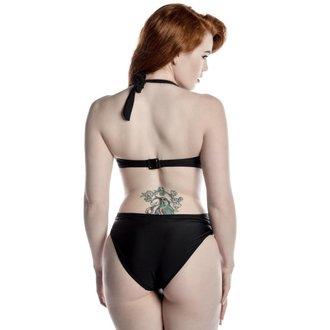 Ženski kupaći kostim KILLSTAR - Narsista - Black, KILLSTAR