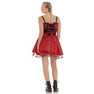 Haljina ženska JAWBREAKER - Ladybird Flare, JAWBREAKER