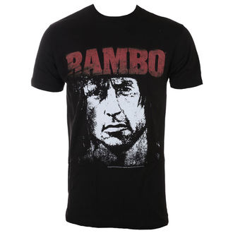Majica muška RAMBO - Red&White, AMERICAN CLASSICS