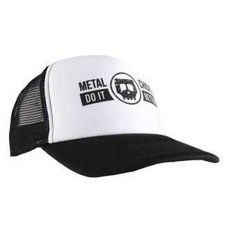 Kapa METAL CHICKS DO IT BETTER - Skull - Logo - Black, METAL CHICKS DO IT BETTER