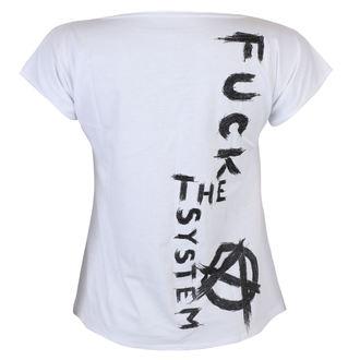 Majica ženska - Fuck the System - ALISTAR, ALISTAR