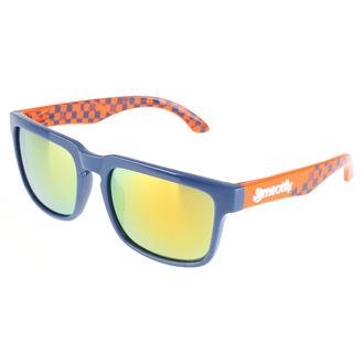 Sunčane naočale Meatfly - Rush B – Blue Orange, MEATFLY
