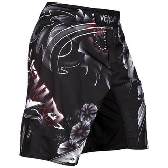 Kratke hlače za boks Venum - Samurai Skull - Black, VENUM