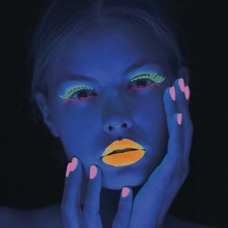 Ruž za usne STAR GAZER - Neon Lipstick Neon - Violet, STAR GAZER