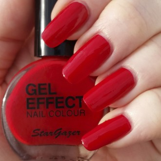 Lak za nokte STAR GAZER - Gel Effect Nail Polish - Vampire, STAR GAZER