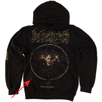Majica s kapuljačom muška Behemoth - Satanist Album - PLASTIC HEAD, PLASTIC HEAD, Behemoth