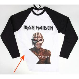 Majica metal muška Iron Maiden - Book Of Souls - ROCK OFF, ROCK OFF, Iron Maiden