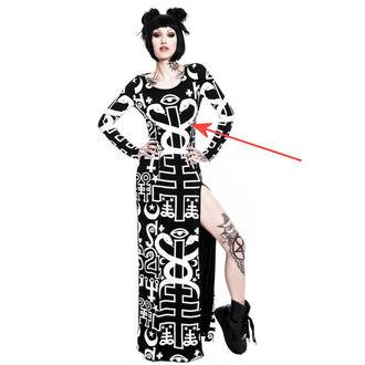 Ženska haljina KILLSTAR - spiritus -OŠTEĆENO