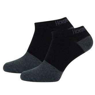 Čarape HORSEFEATHERS - MATTHEW - Crne, HORSEFEATHERS