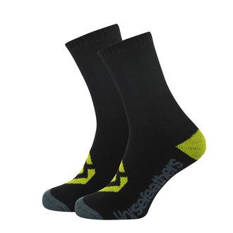 Čarape HORSEFEATHERS - LOBY - BLACK, HORSEFEATHERS