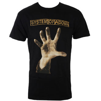 Majica metal muška System of a Down - HAND - BRAVADO, BRAVADO, System of a Down