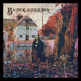 Uramljen poster Black Sabbath - (&&string1&&) - PYRAMID POSTERS, PYRAMID POSTERS, Black Sabbath