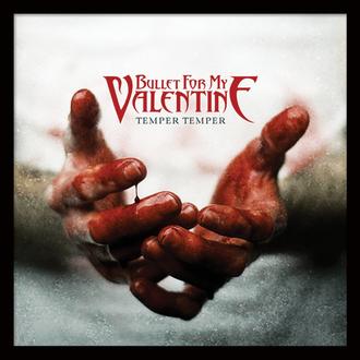 Uramljen poster Bullet For My Valentine - (&&string0&&) - PYRAMID POSTERS, PYRAMID POSTERS, Bullet For my Valentine