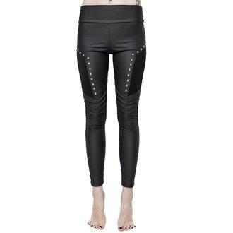 Ženska hlače (tajice) KILLSTAR - Amulet - BLACK, KILLSTAR