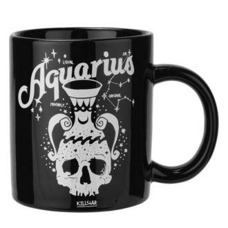 Šalica KILLSTAR - Aquarius - BLACK, KILLSTAR