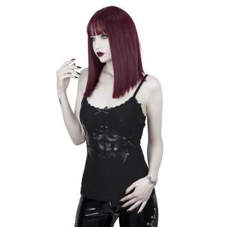 Ženska majica KILLSTAR - Arachne - BLACK - KSRA001517