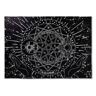 Plahta za krevet KILLSTAR - ASTROLOGY - BLACK, KILLSTAR