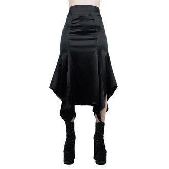 Ženska suknja KILLSTAR - AZUMI - BLACK, KILLSTAR